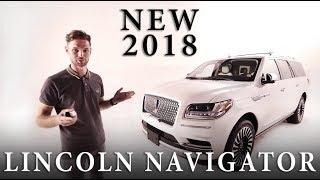 Обзор new LINCOLN NAVIGATOR 2018. MAYORCARS - auto agency.