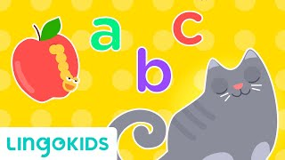 ABC Song Phonics - Alphabet Nursery Rhymes for Kids - Lingokids