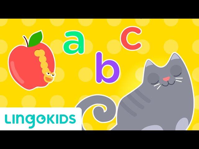 Abecedario en Inglés (con pronunciación) - Lingokids