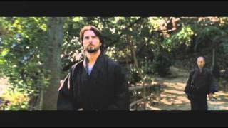 The Last Samurai Theatrical Trailer