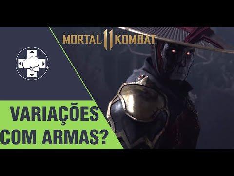 MORTAL KOMBAT 11: DETALHES DE RAIDEN, COMMUNITY REVEAL E MAIS thumbnail