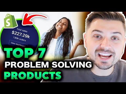 SELL THESE BEFORE ITS TOO LATE!! Problem Solving ($50K/M) Winning Dropshipping Products For SUMMER thumbnail
