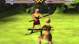 Xena Warrior Princess The Talisman of Fate N64 Team Battle Playthrough