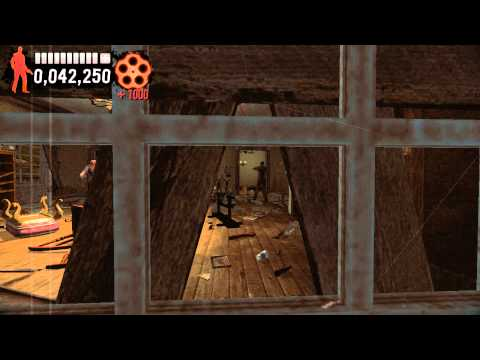 The Typing of the Dead: Overkill pt01 - Papa's Palace of Pain |