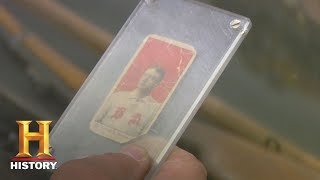Pawn Stars: 1909 Cy Young Baseball Card (Season 5) | History