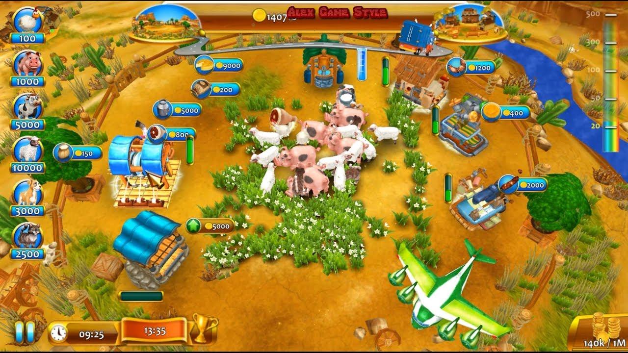 Farm Frenzy 9
