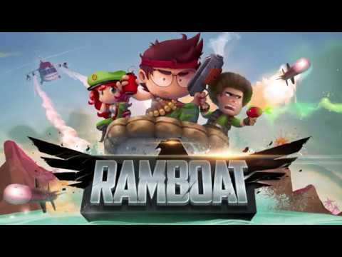 Ramboat: Shoot and Dash