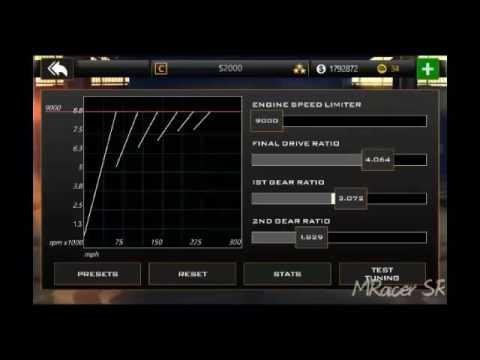 Nitro Nation Online - S2000 Race Massive Wheelie Tune | Mracer SR - YouTube