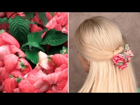 cute-easy-knotted-half-up-half-down-hairstyle-for-long-hair-with-a-middle-zigzag-parting-tutorial