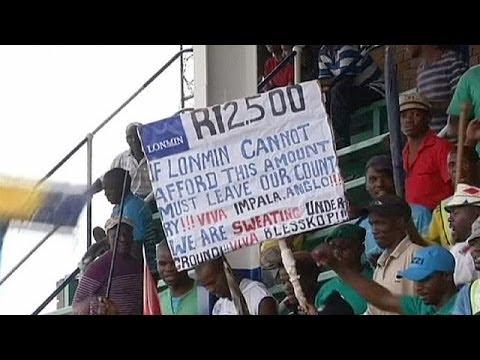 Afrique du Sud : une mine transformée en tombeau