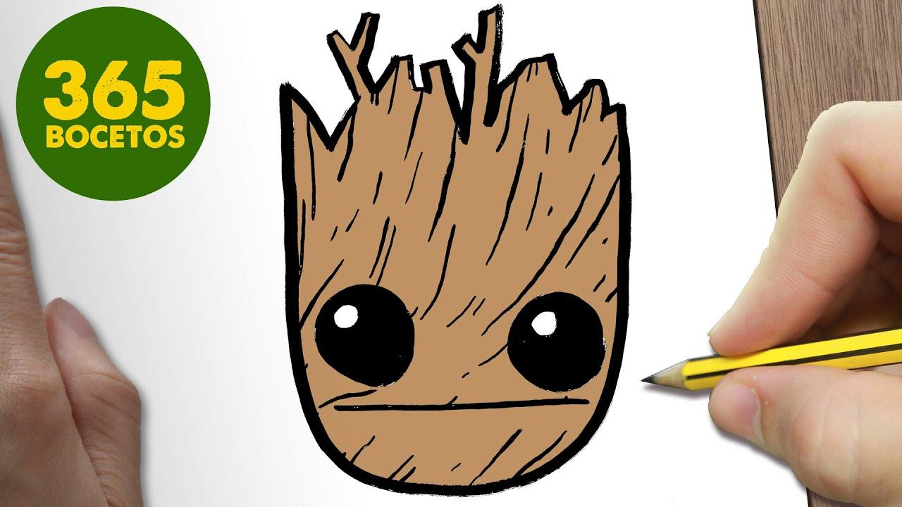 como dibujar groot emoticonos whatsapp kawaii paso a paso owl clip art owl clip art