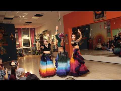 Tribal Sochi - American Tribal Style (ATS) 2019, Sochi