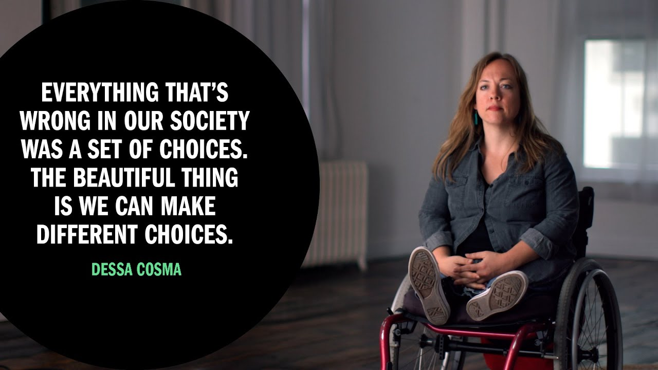 There is no justice without disability.