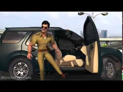 Singham Returns with The Roar   Full HD Funny Video MirchiFun Mobi