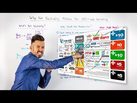 Why Net Neutrality Matters - Whiteboard Friday