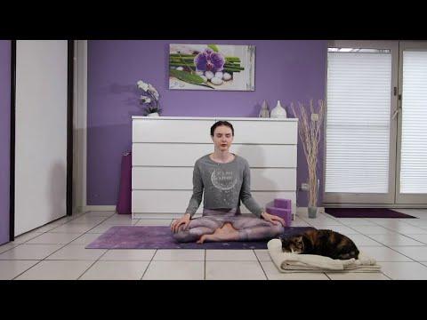 gentle beginner yin yoga for lower back pain relief 30 min