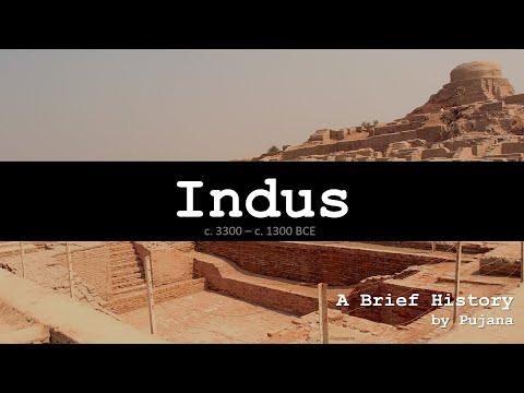 ep7 Indus   อารยธรรมลุ่มแม่น้ำสินธุ   ฮารัปปัน (ปากีสถาน อินเดีย ยุคโบราณ) — ประวัติศาสตร์โลกฉบับย่อ