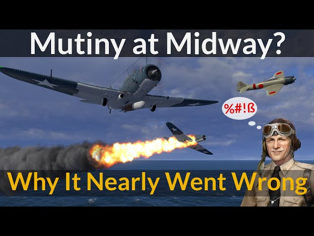 The Unsolved Disaster of Midway - The Flight to Nowhere