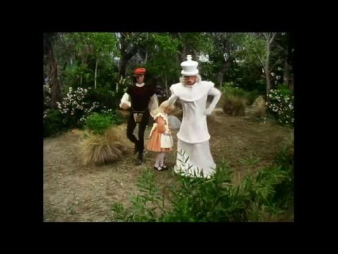 The Lion and the Unicorn - Harvey Korman, John Stamos, and Natalie Gregory