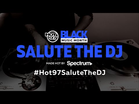 DJ Camilo Going In On His Commercial Free Mix Made HOT By Spectrum #HOT97SaluteTheDJ