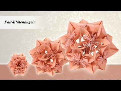 Origami lilie lily faltanleitung hd doovi - Origami lilie faltanleitung ...