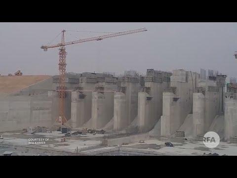 Việt Nam bất lợi khi Lào xây đập thủy điện Pak Beng   THỜI SỰ   RFA Vietnamese News