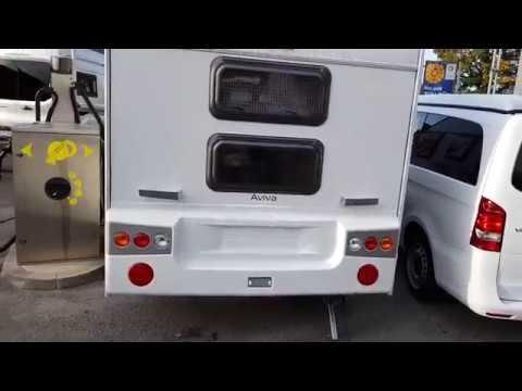 CamperTobi - Adria Aviva 360 DK Roomtour Wohnwagen Caravan - 2018