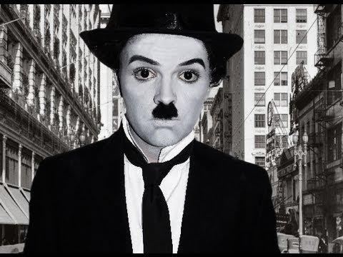 Charlie Chaplin - Makeup Tutorial! - YouTube