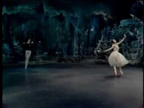 Karen Kain & Frank Augustyn Giselle Act 2