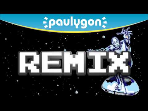 NES - Silver Surfer - Stage 1 (Paul LeClair Remix)