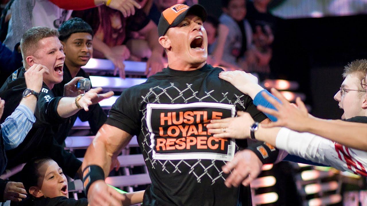Download John Cena returns in the Royal Rumble Match: Royal Rumble 2008