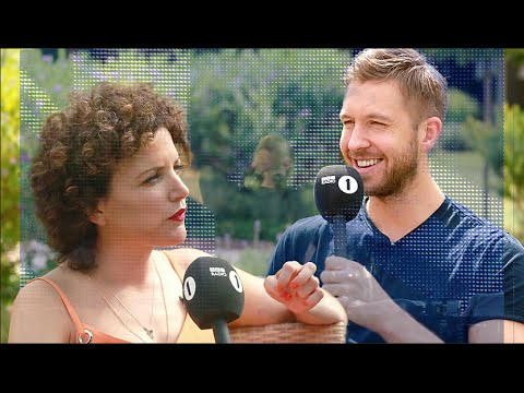 Annie Mac meets Calvin Harris || Radio 1