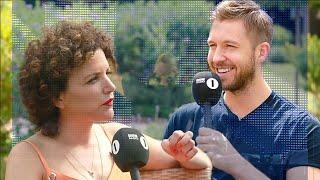 Annie Mac meets Calvin Harris    Radio 1
