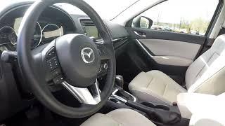 Walkaround Review of 2015 Mazda CX5 85282A