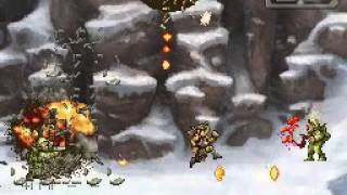 [TAS] Metal Slug 7 in 21:17.65 (Upper screen only)