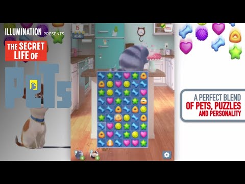 The Secret Life of Pets: Unleashed™ Mobile Game Trailer