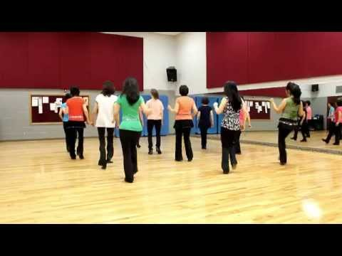 Backwards - Line Dance (Dance & Teach in English & 中文)