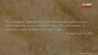 BIBLIA NA CO DZIEŃ Księga Izajasza #25