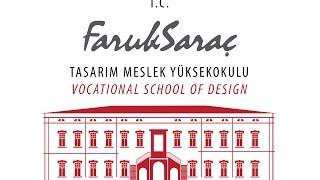 t c faruk saraç tasam meslek yüksekokulu İstanbul 2017 tanıtım filmi