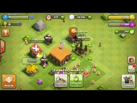 ¡NUEVA ALDEA! - Consejos para Principiantes  - Empezando de Nuevo #1 - Clash of Clans Español