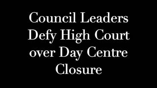 Shropshire Council Leaders Defy High Court - [Your Voice June 2014]