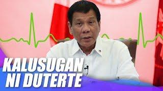 Mensahe ni Duterte sa Diyos
