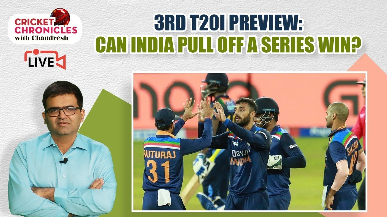 3rd T20I Preview: Can Shikhar Dhawan's boys pull off a series win?