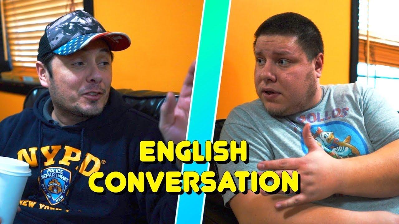 Conversación en Inglés del uso diario! | English Listening Class
