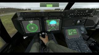 "ArmA 2 - Flying ""PC Gameplay"" HD"