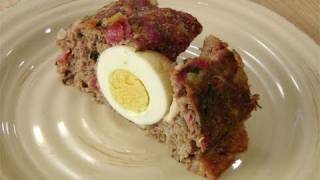 How To Make Italian Meatloaf - Recipe By Laura Vitale - Laura In The Kitchen Ep. 102