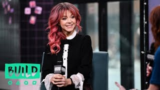 "Lindsey Stirling chats about being on ""America's Got Talent"" and ho..."