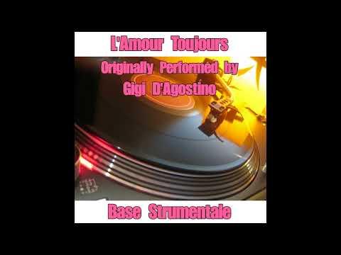 Disco Fever - L'amour Toujours (Karaoke Version) - Originally Perefermed By Gigi D'agostino