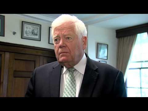 Jim McDermott raw interview