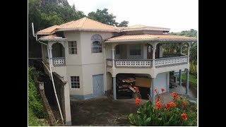 Spacious Home For Sale In St George's Grenada (Touched Reality Real Estate Services)